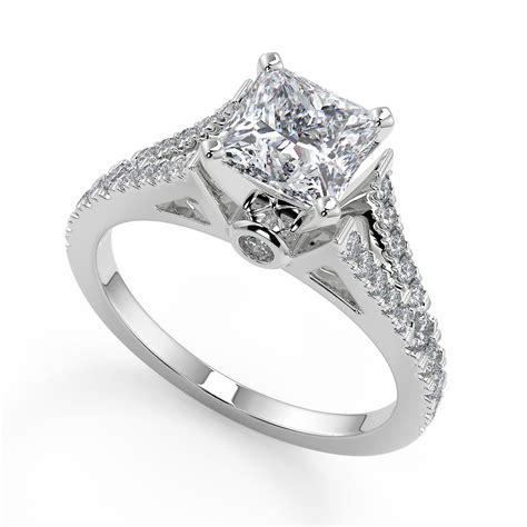 PavePrincess-Cut-Engagement-Ring