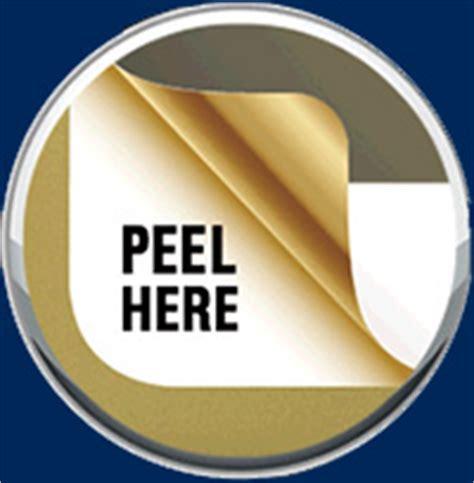 Peel-HereLabel