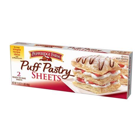 Pepperidge-FarmPuff-Pastry-Sheets