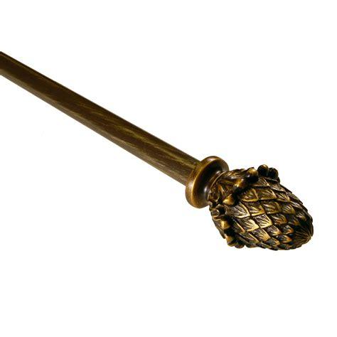 Pine-ConeCurtain-Rod