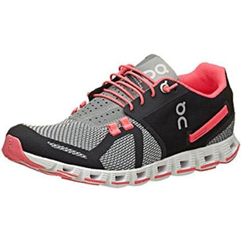 Pink Neon Cloud Running Shoes 9.3909 | Gps Store