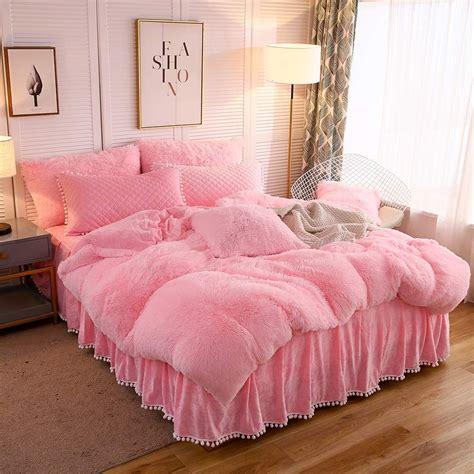 Pink-BedSheets