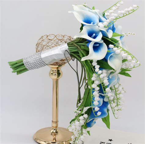 Pink-Calla-LilyWedding-Bouquet