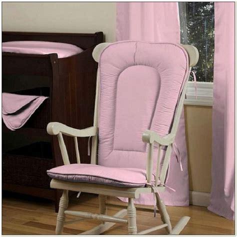 Pink-Rocking-Chair-Cushions