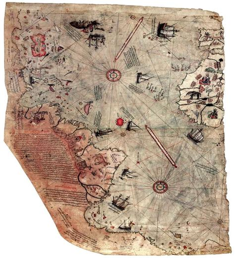 Piri Reis Map Debunked
