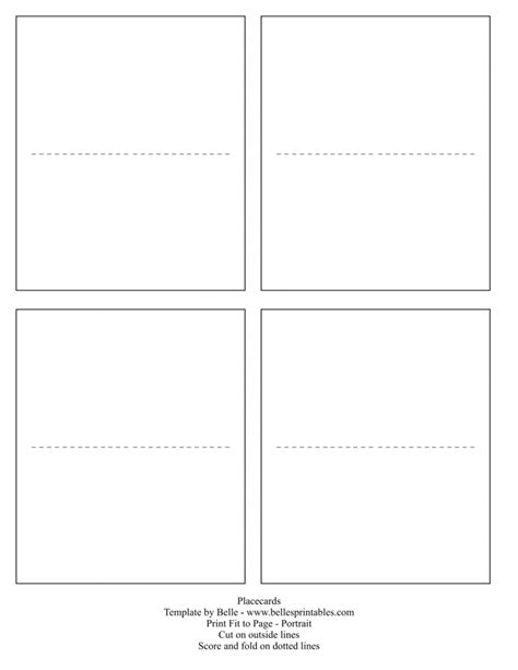 Place-Card-TemplateWord-Free