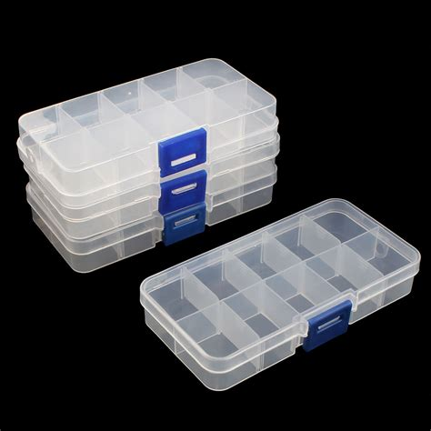 Plastic Clear Parts Storage Box | Watches Store Online Reviews