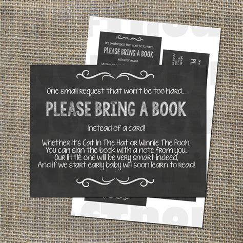 Please-Bring-aBook-Instead-of-a-Card