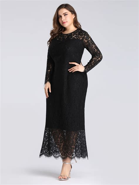 HD wallpapers plus size cocktail dress with short sleeves Page 2