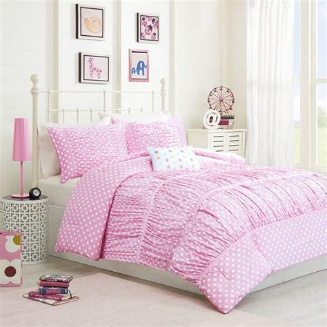 Polka-DotGirls-Bedding-Sets
