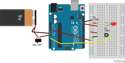 PotentiometerArduino