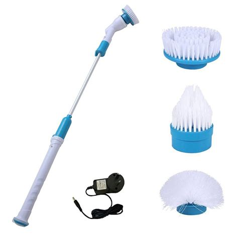 Powered Scrub Brush For Bathtub Cleaning | Gps Store