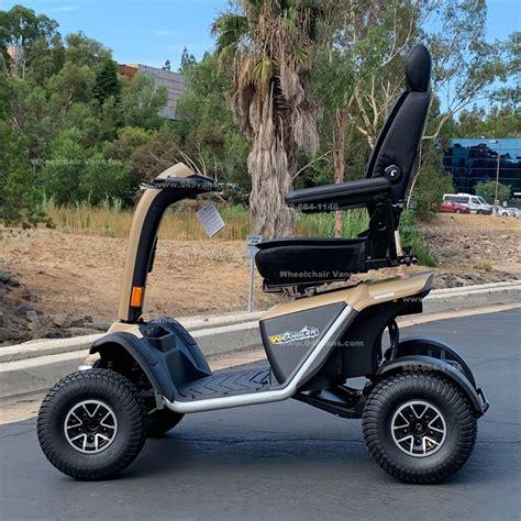 Pride-WranglerMobility-Scooter