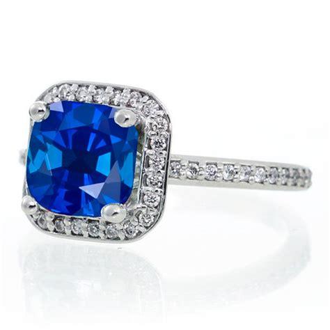 PrincessCut-Sapphire-Engagement-Rings