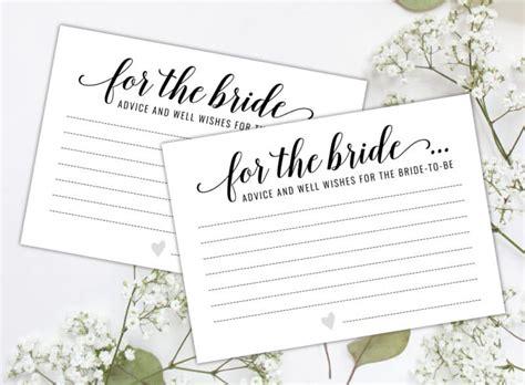 Printable-BridalShower-Advice-Cards