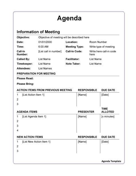 ProfessionalMeeting-Agenda-Template