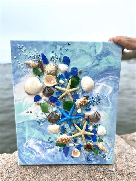 Project Ideas for Beach Glass