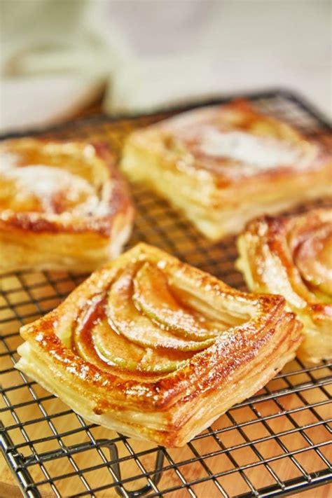 Puff-PastryApple-Dessert
