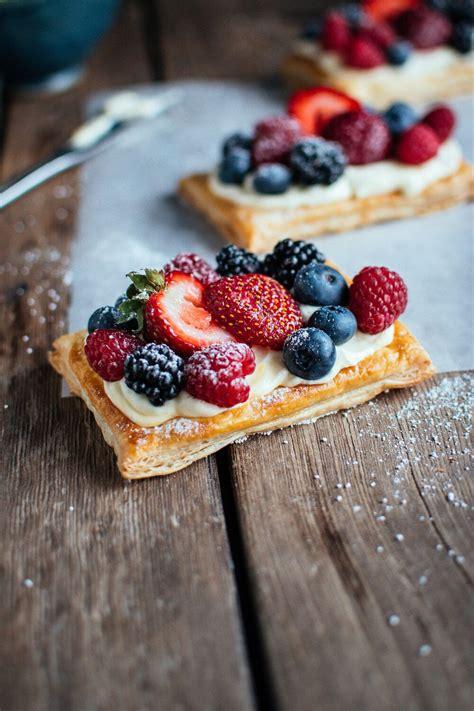 Puff-PastryFruit-Tart