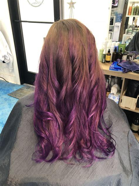 Purple-HairColor-Styles