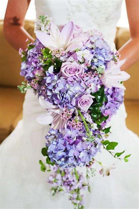 Purple-WeddingBouquets