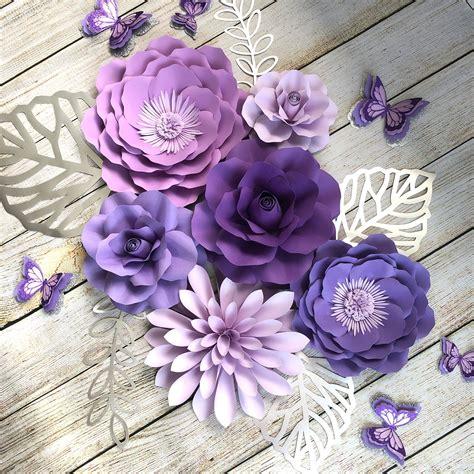 PurplePaper-Flowers