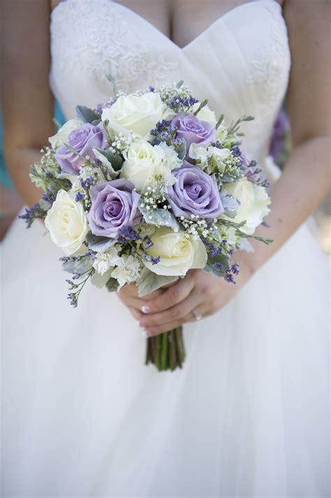 PurpleWedding-Bouquets