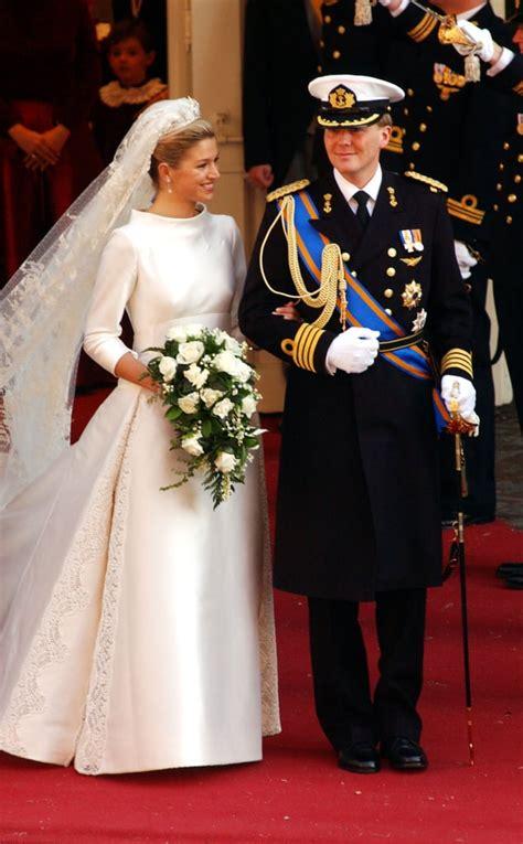 Queen Maxima Wedding