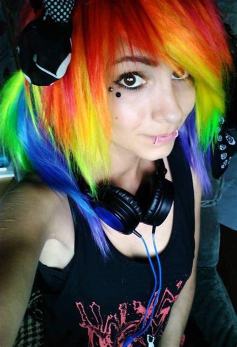 RainbowScene-Hair