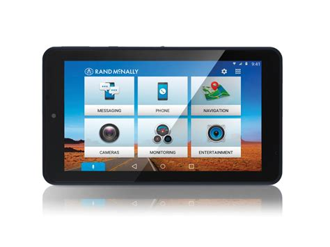 Rand McNally OverDryve 7C Connected Car | Gps Store