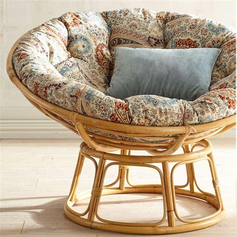Rattan-PapasanChair-with-Cushion