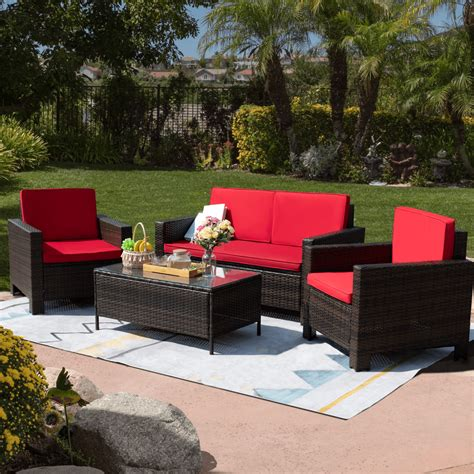 Red-Cushions-For-Patio-Furniture