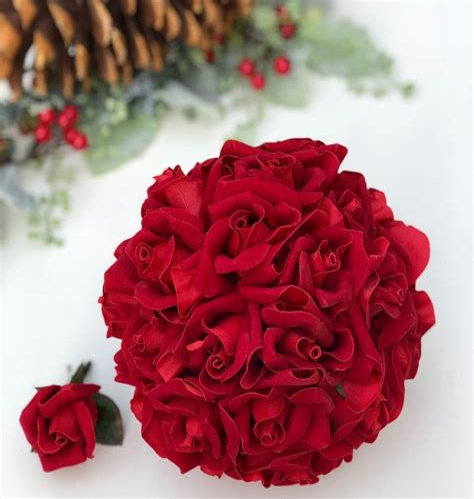 Red-SilkRose-Bridal-Bouquet