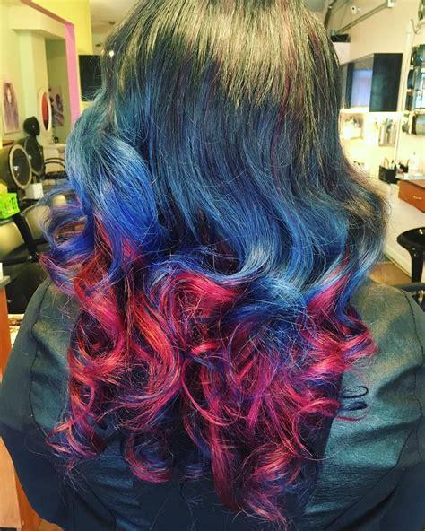 Red-White-andBlue-Hair