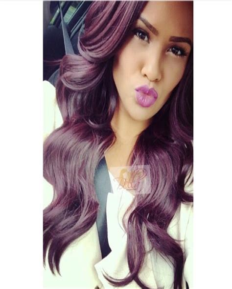 Reddish-Purple-HairColor