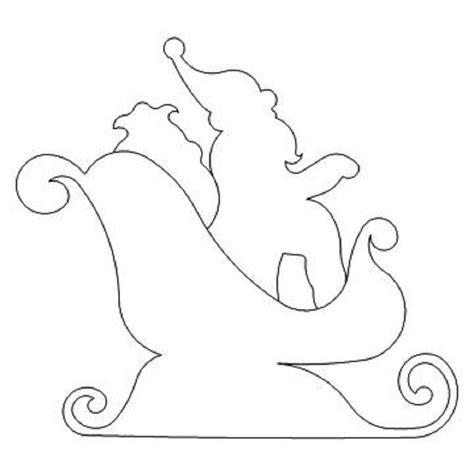 Reindeer-andSleigh-Template