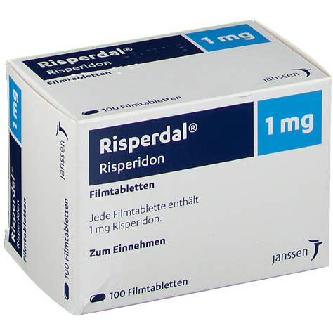 Risperidone 1 Mg
