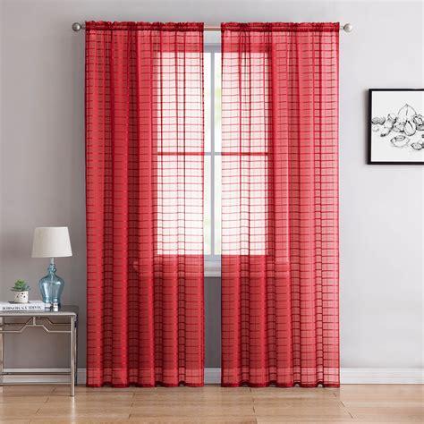 Rod-PocketWindow-Curtains