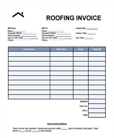 RoofingRepair-Invoice-Form