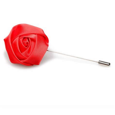 Rose-LapelPin