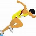 Runner Clip Art