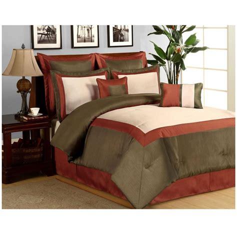 Rustand-Brown-Comforter-Set