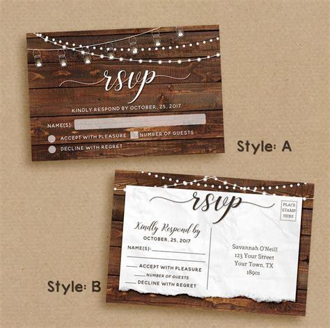 Rustic-RSVPWedding-Cards