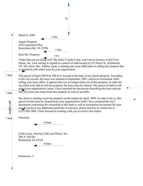 Sample-LetterFormat-Template