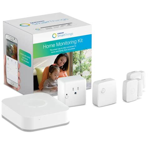 Samsung SmartThings Home Monitoring Kit, | Watches Store Online Reviews