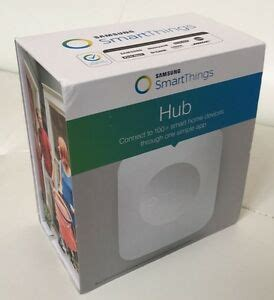Samsung SmartThings Hub 2nd Generation Brand New Sealed Smart Home Automate V2 | Watches Store Online Reviews