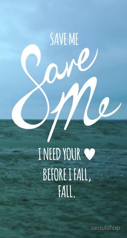 Save-MeBTS-Lyrics