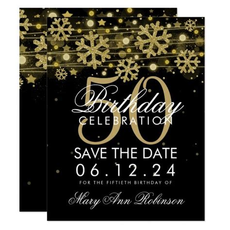 Save-the-Date50th-Birthday-Template