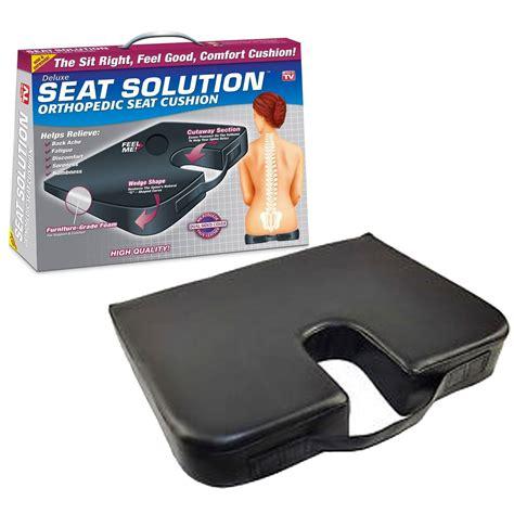 Seat-SolutionOrthopedic-Seat-Cushion