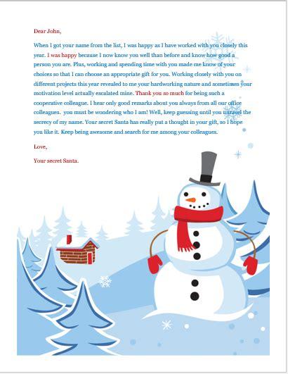 Secret-Santa-Email-Template